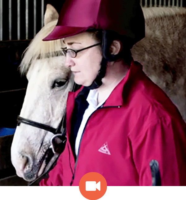 Stephanie Sikora & Equine Therapy For Mental Health