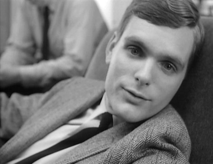 David Clemens played by Keir Dullea