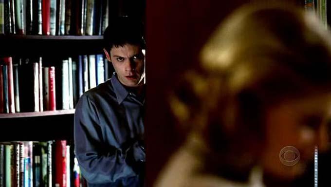 "Jon Hershfield on the show ""Cold Case"" in 2004, image via CBS"