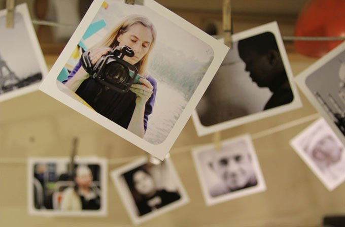 Hanging-Pictures Delaney Ruston