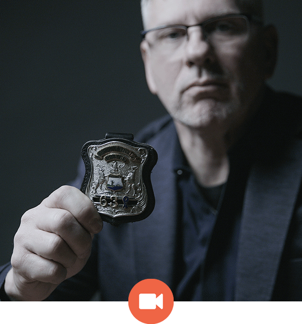 A Police Officer's Tango with PTSD and Complex Trauma – Beneath the Vest with Ed Pila